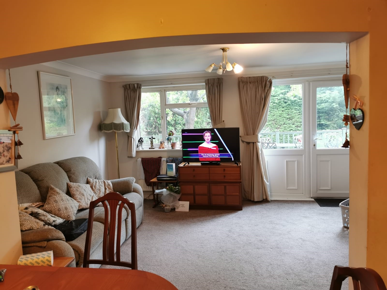 Norfield lounge