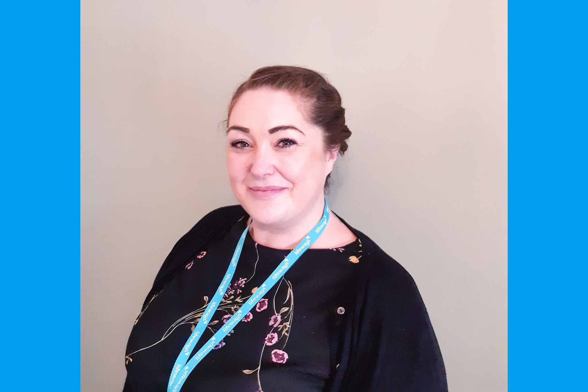 'Compassionate, committed, happy colleagues make our service good,' says Louise Watson, Abbeymoor's Registered Manager