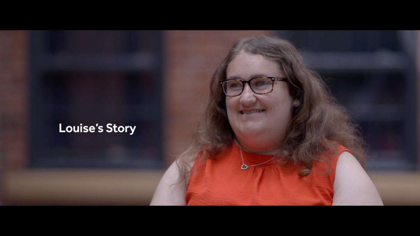 Watch: SIL - Louise's story