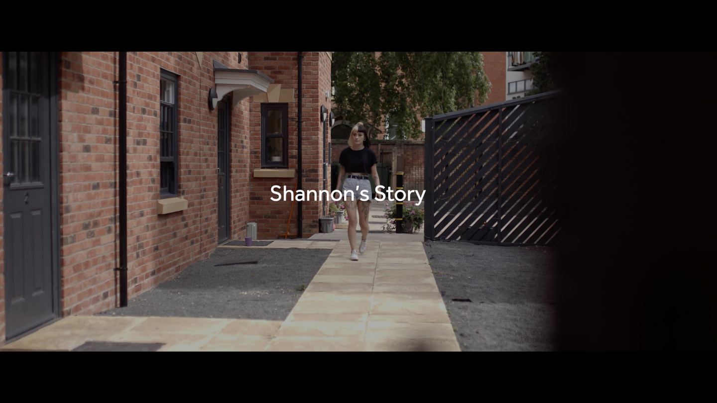 Watch: SIL - Shannon's story