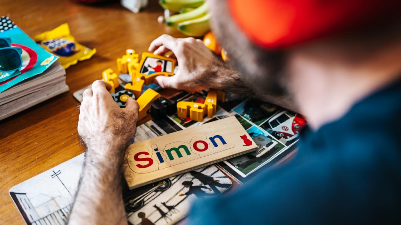 Simon's Story