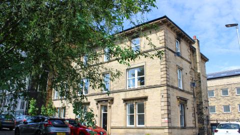 Eldon Lodge, Bradford, SIL