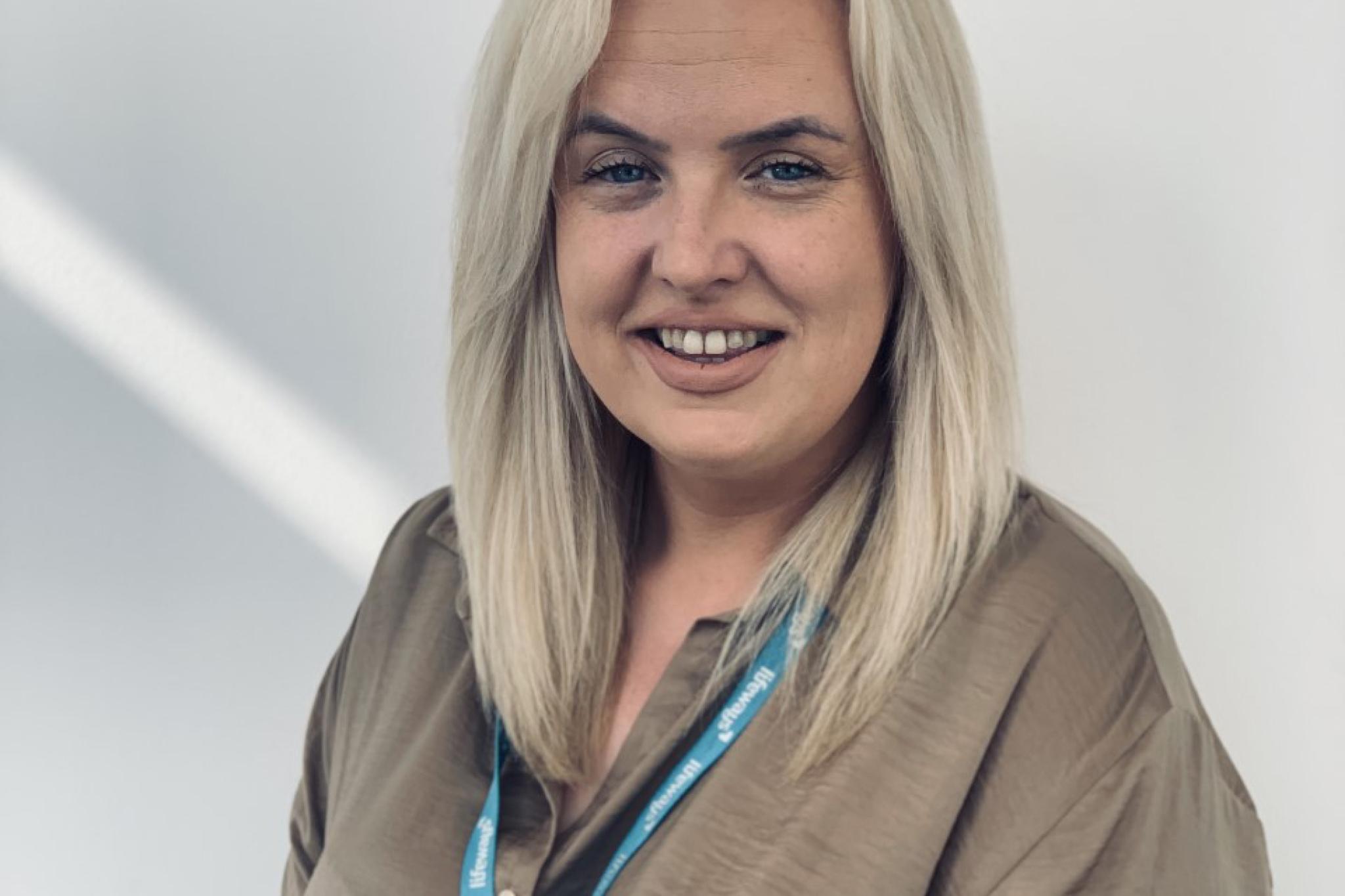 Registered Manager Kelly-Anne