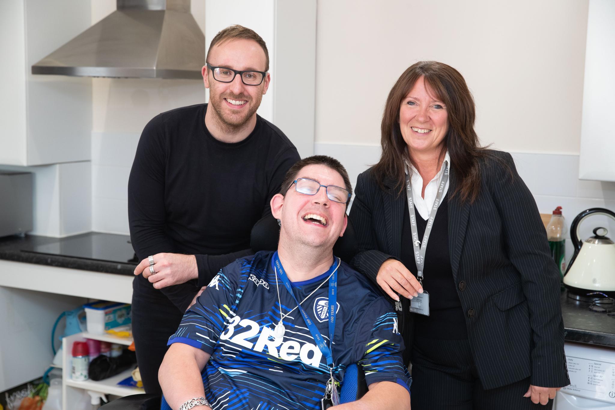 Lee, Paul and Karen