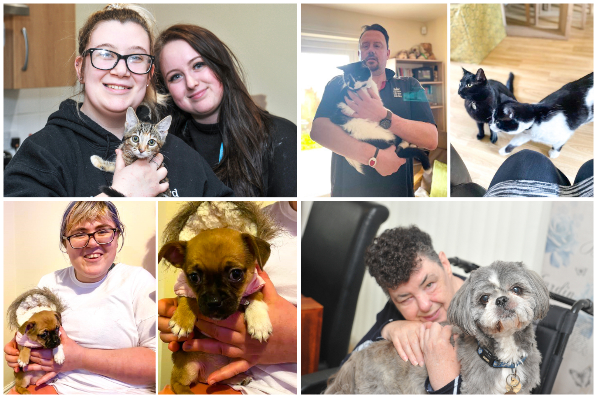 vote for the cutest Lifeways' supported living services