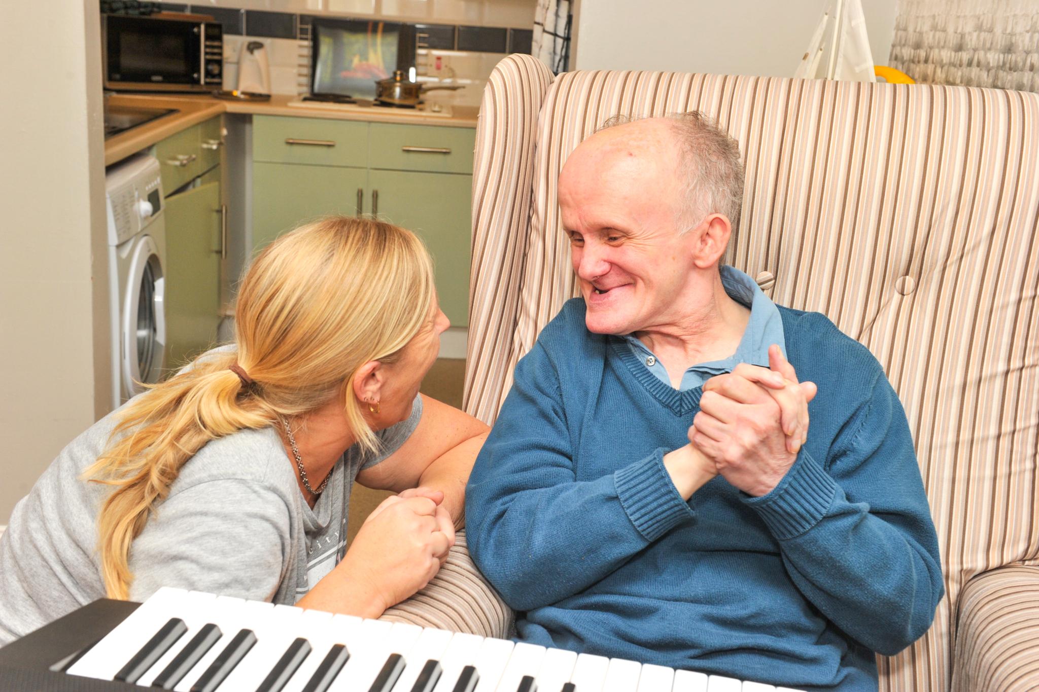 Portsmouth solent lifeways kestrel centre partnership supported living