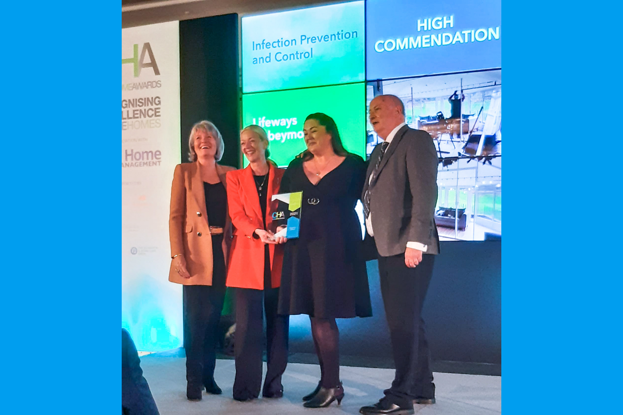 Abbeymoor gateshead care home awards