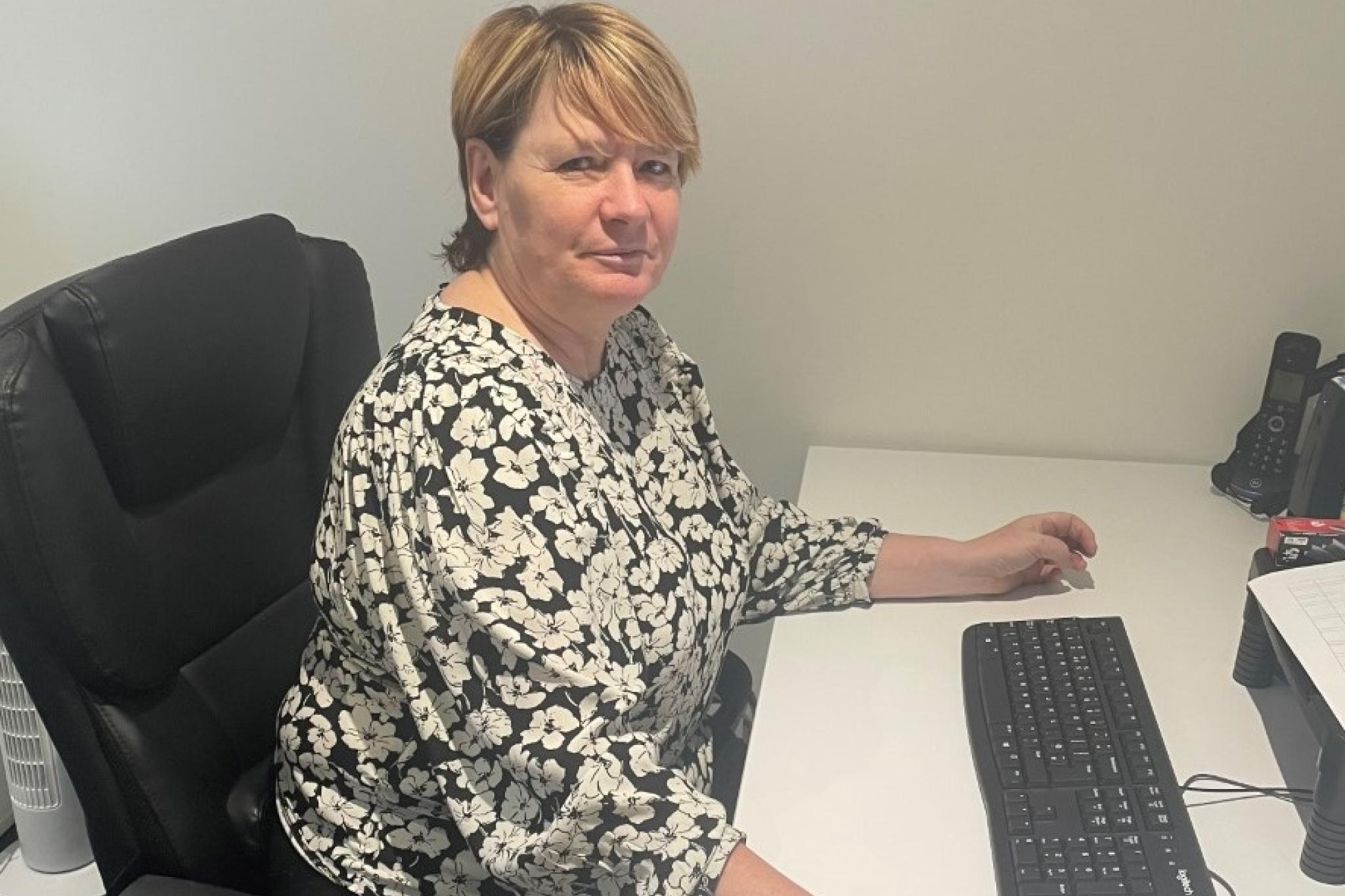 Registered Manager Susan Green