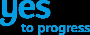 Yes to progress